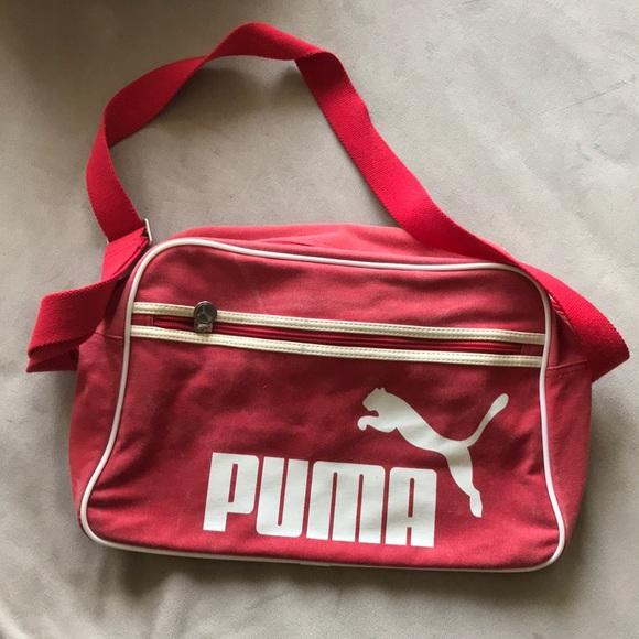 Puma Bags   Gym Bag   Poshmark 8996511ed5